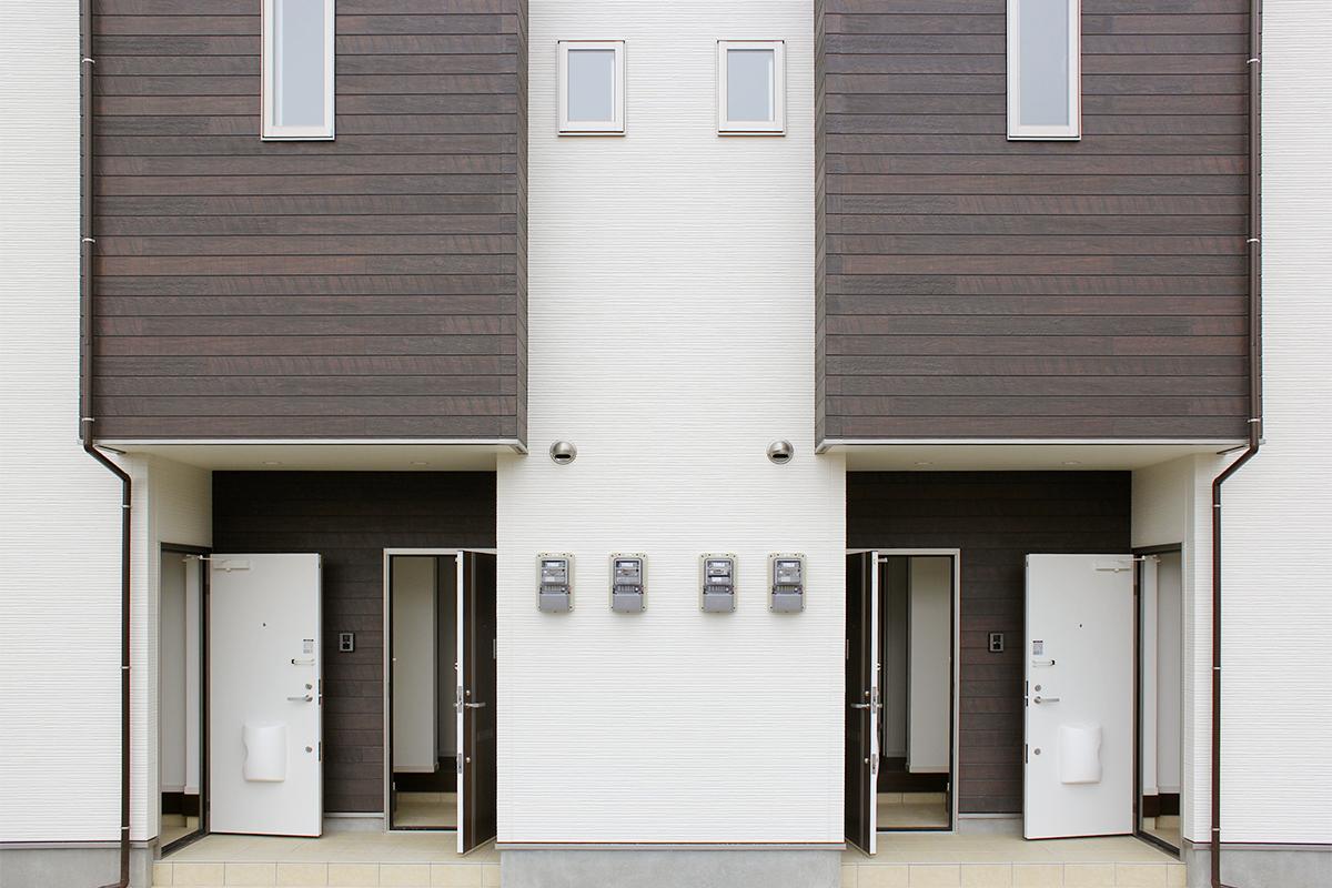 OURS CASA 川良-外観(玄関側)