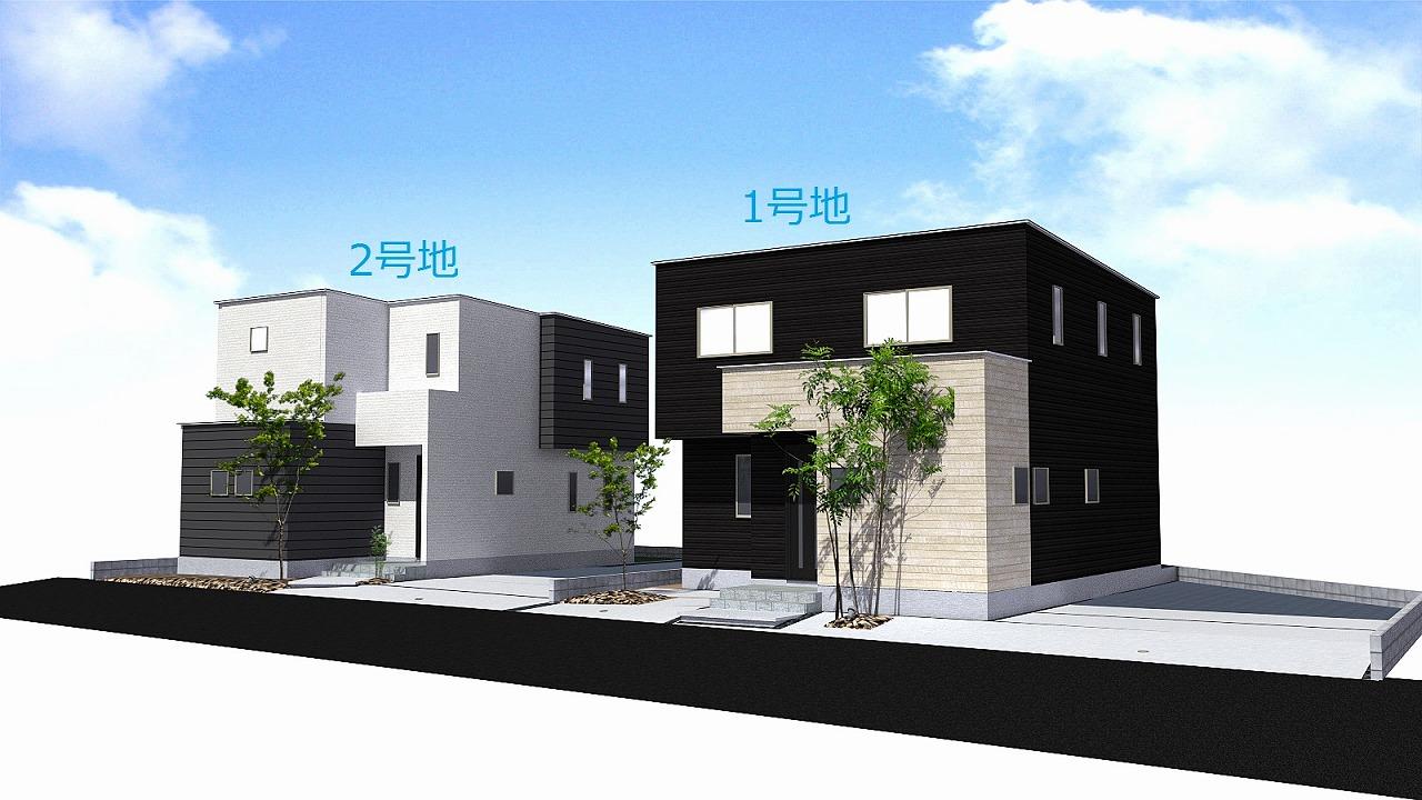 小城市三日月町新築建売住宅【OURS三日月】