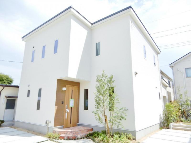 新築建売住宅 OURS GARDEN 鳥栖姫方 4号棟 外観
