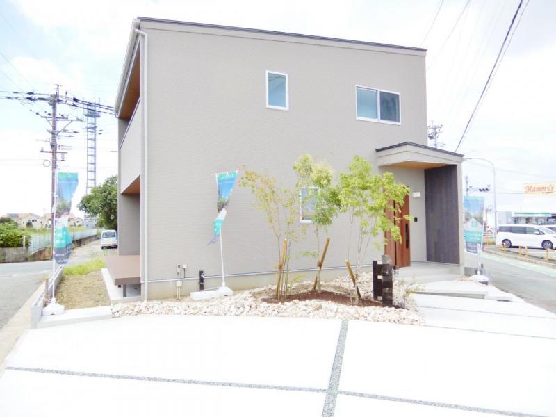 新築住宅「OURS 筑後西牟田」外観