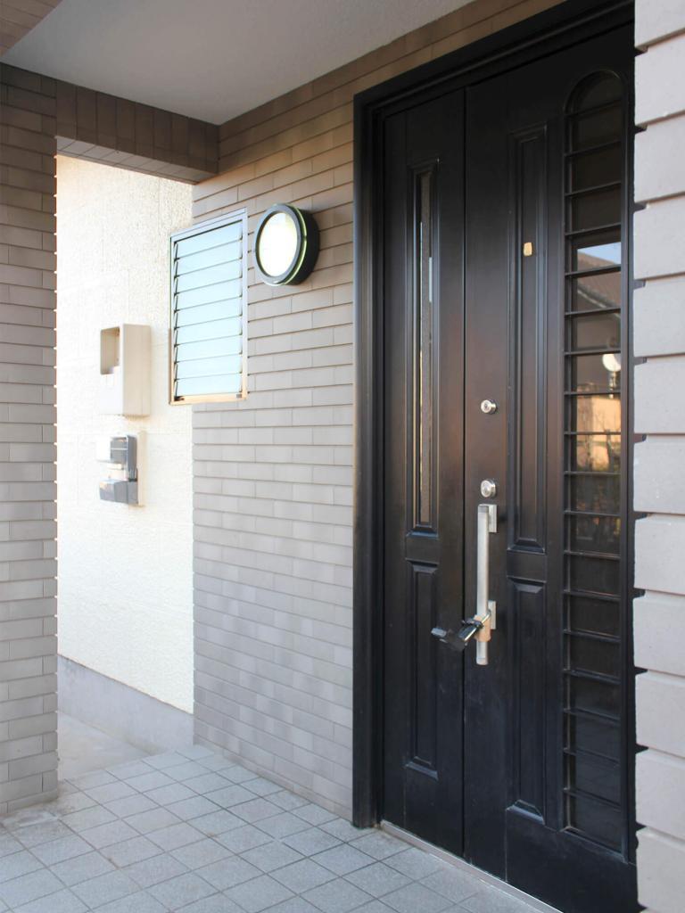 筑紫野市光が丘4丁目 中古戸建「玄関」