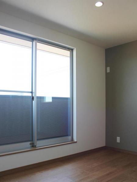 新築住宅「OURS 筑後西牟田」2F居室