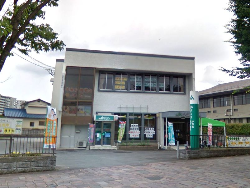 JA筑紫原田支店 筑紫野市大字原田 売地 周辺画像