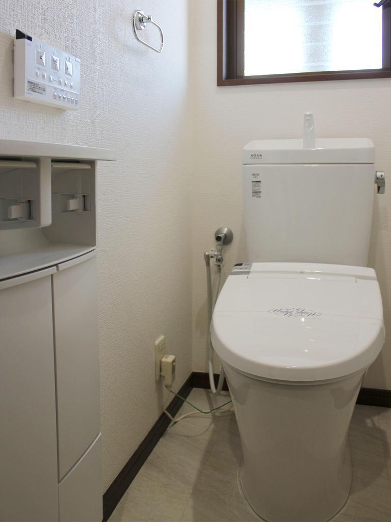 筑紫野市光が丘4丁目 中古戸建「1階トイレ」