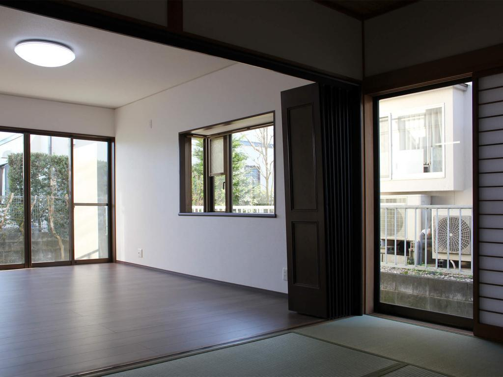 筑紫野市光が丘4丁目 中古戸建「LDK+隣接和室」