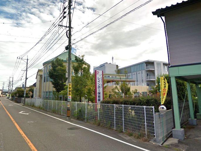 レインボー保育園 新築建売住宅 OURS GARDEN 鳥栖姫方 周辺施設