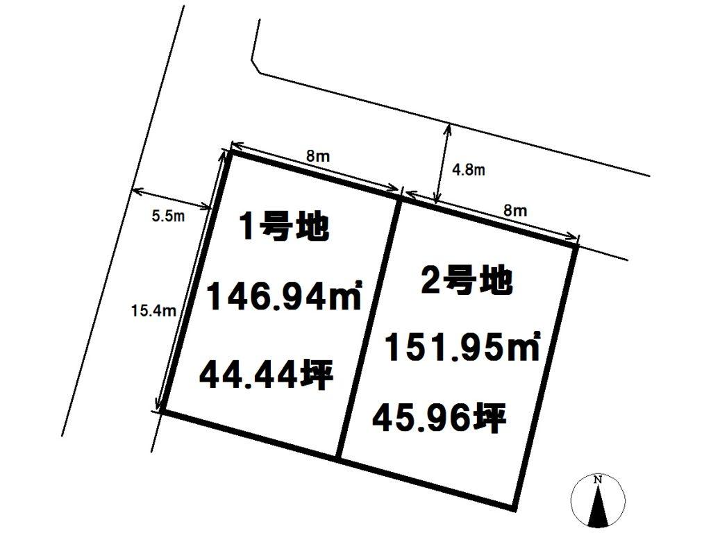 鳥栖市加藤田町 建築条件付き土地
