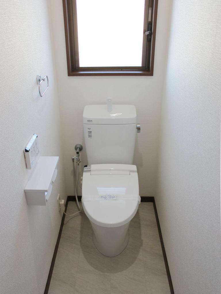 筑紫野市光が丘4丁目 中古戸建「2階トイレ」