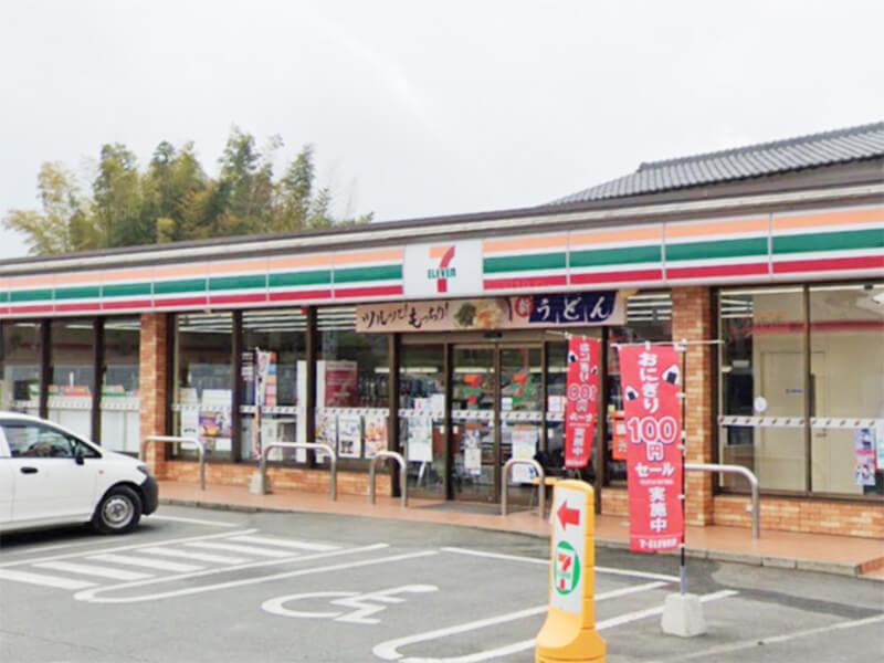 セブンイレブン筑後西牟田店 新築建売住宅「OURS 西牟田」