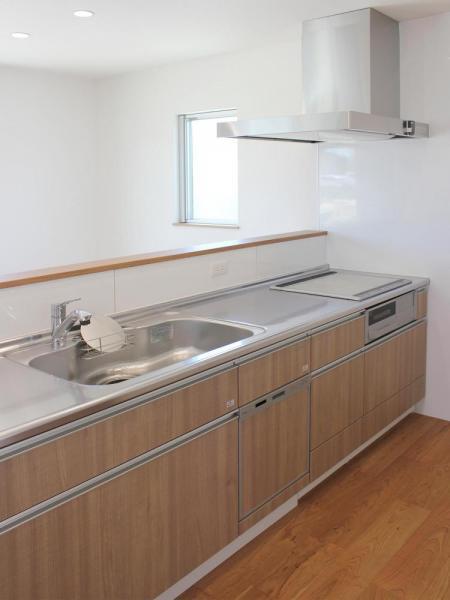 新築住宅「OURS 筑後西牟田」キッチン