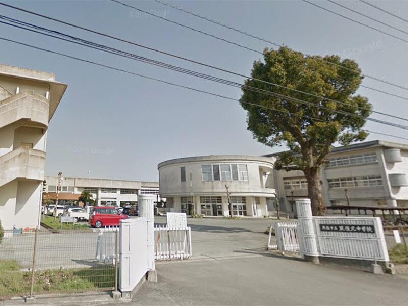 筑後市立筑後北中学校 新築建売住宅「OURS 西牟田」