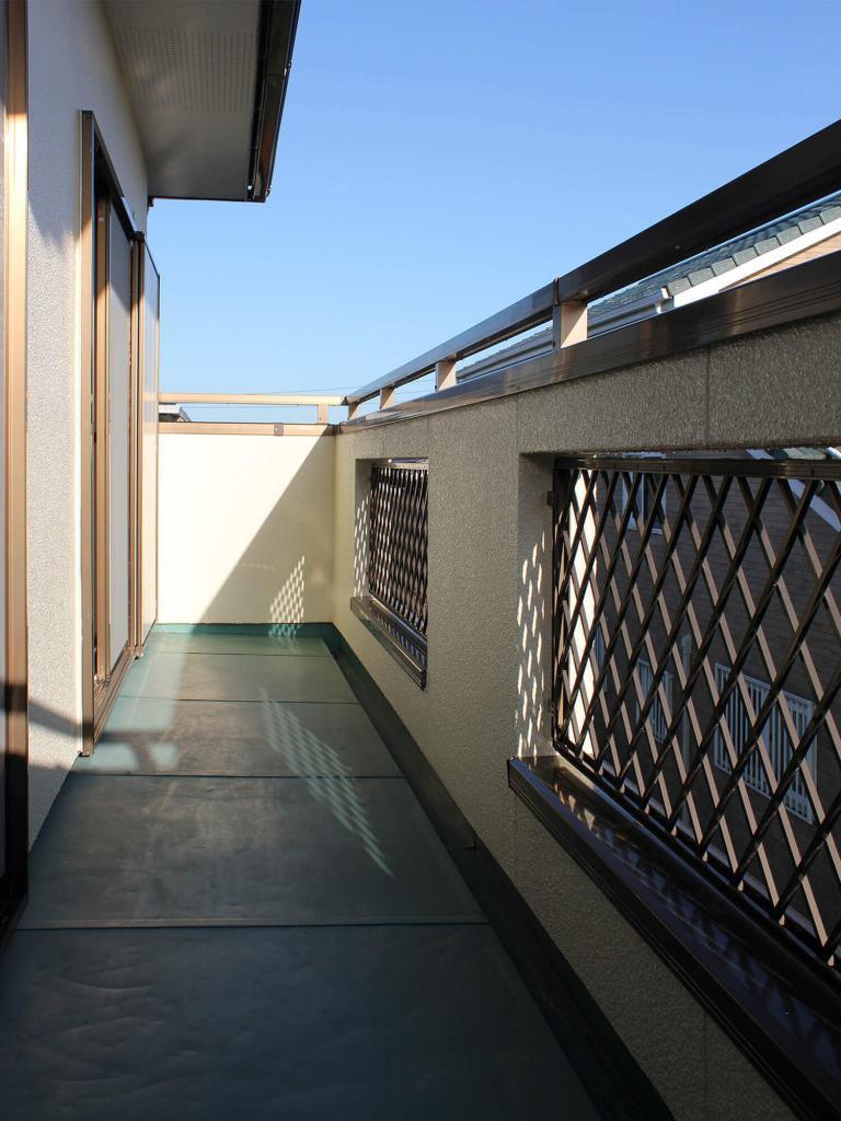 筑紫野市光が丘4丁目 中古戸建「バルコニー」
