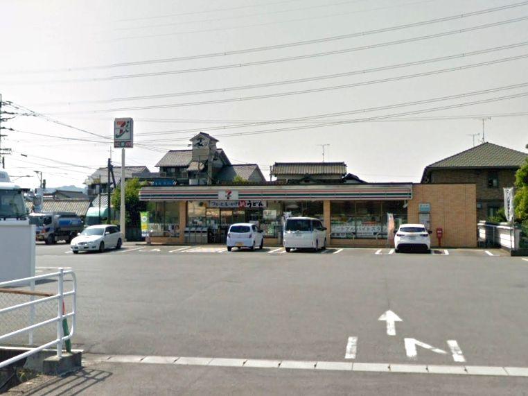 セブンイレブン福岡冷水バイパス店 新築建売住宅 OURS GARDEN 筑前中牟田 周辺施設