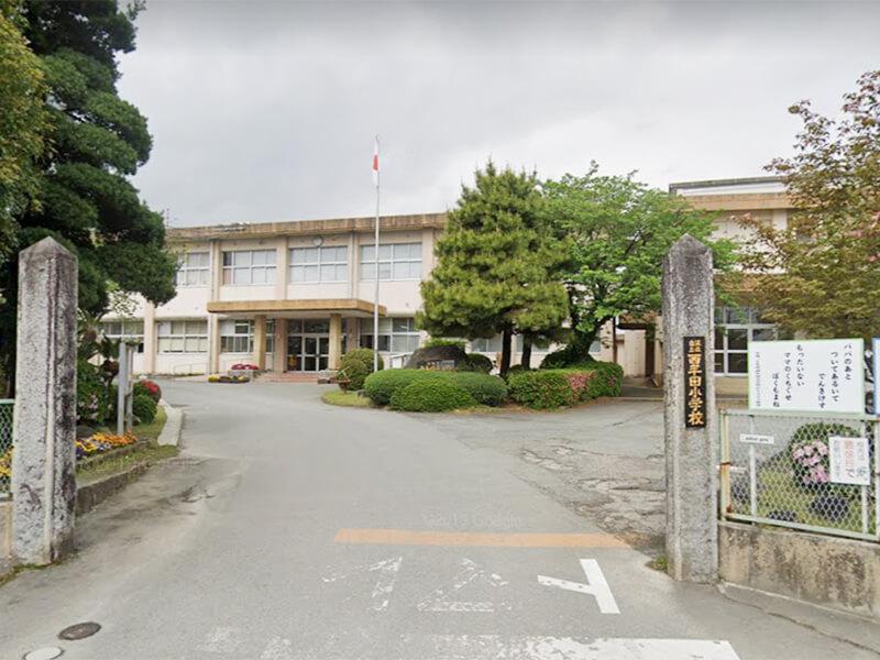 筑後市立西牟田小学校 新築建売住宅「OURS 西牟田」