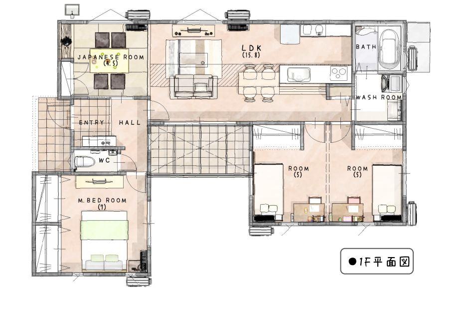 佐賀市兵庫町 新築建売住宅「OURS兵庫1号地」