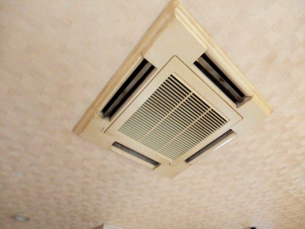 中古戸建 光が丘4丁目14-6 天井エアコン