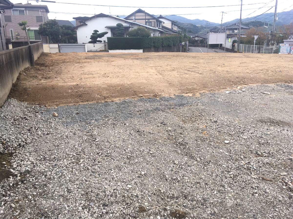 筑紫野市むさしヶ丘2丁目 1580万円 条件付き売り土地