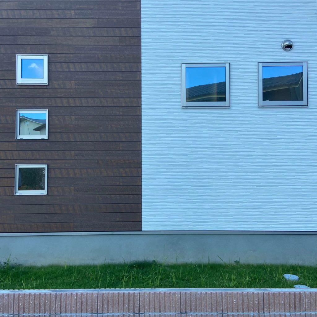 武雄市武雄町新築建売住宅「OURS武雄富岡3号地」◆外壁