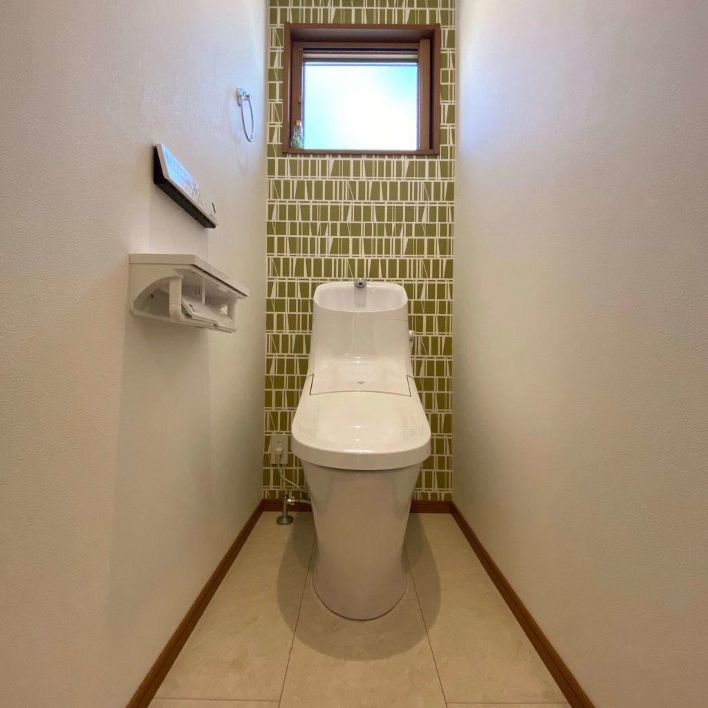 武雄市武雄町新築建売住宅「OURS武雄富岡3号地」◆トイレ