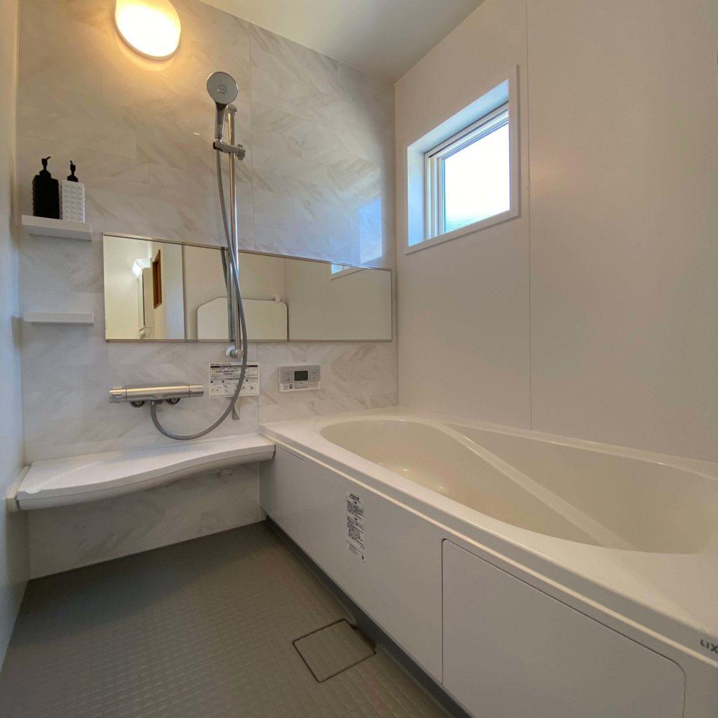 武雄市武雄町新築建売住宅「OURS武雄富岡3号地」◆浴室・バスルーム