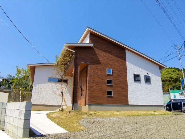 武雄市武雄町 新築建売住宅 「OURS 武雄 富岡 3号地」◆外観