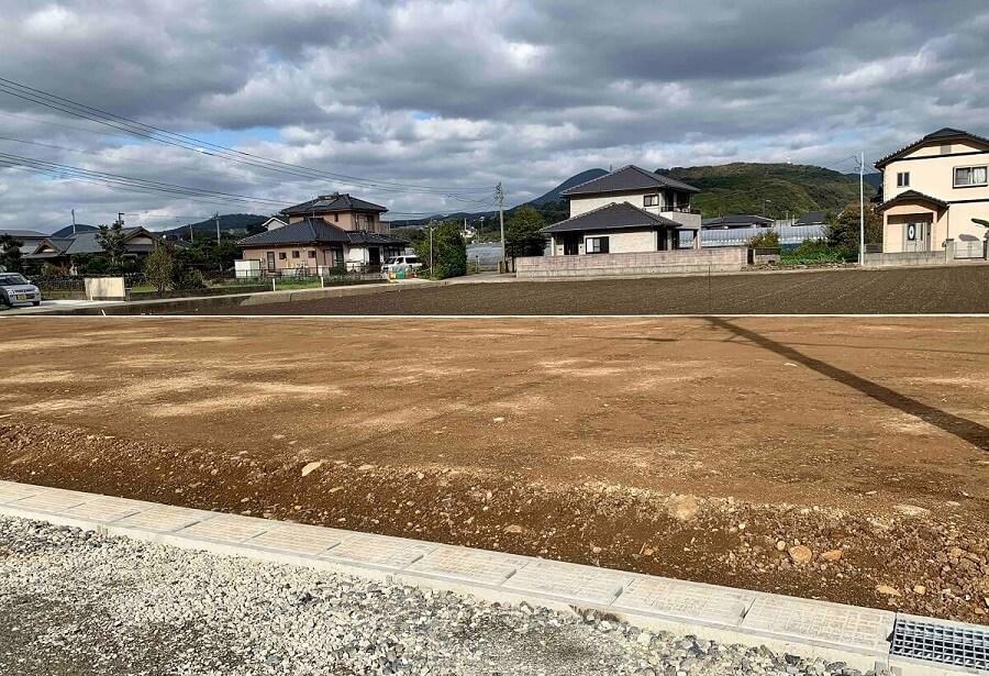大村市建築条件付き土地 「OURS坂口 B区画」11月29日