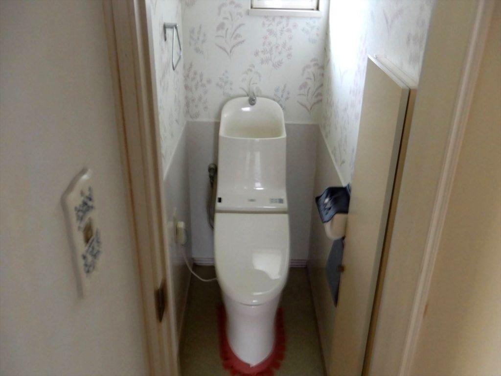 筑紫野市光が丘4丁目8-6 1Fトイレ