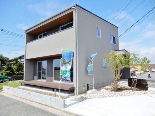 筑後市新築戸建て「OURS 西牟田」外観画像