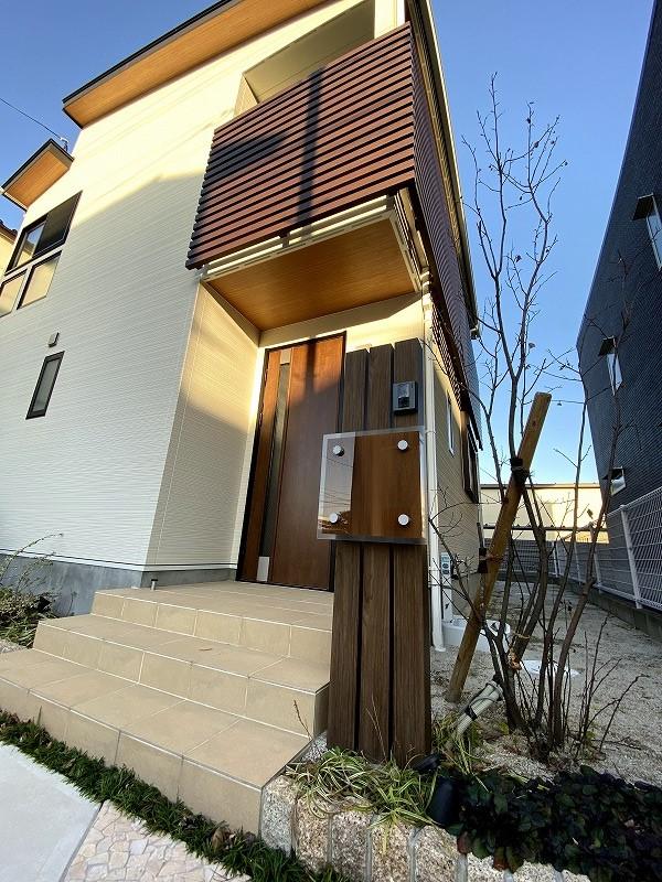 佐賀市新築建売住宅【OURS城内】外観