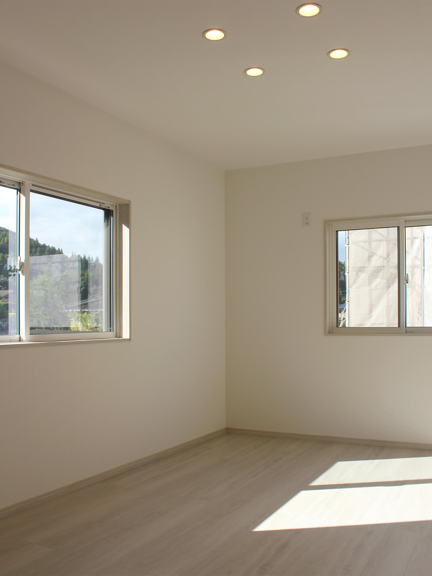朝日I&Rリアルティの新築住宅「OURS GARDEN 甘久3-FORCASA」2階洋室②
