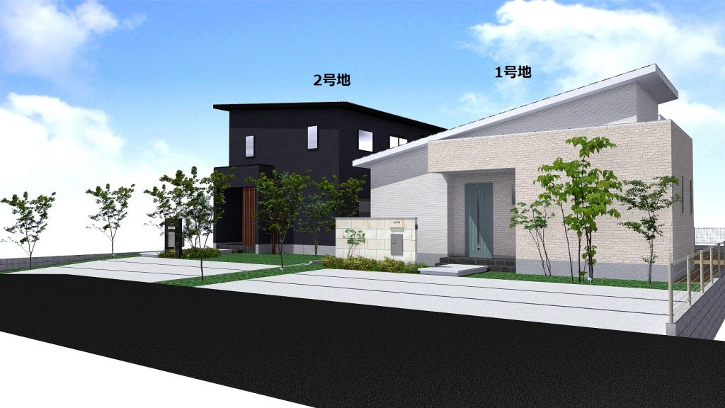佐賀市新築建売住宅 OURS兵庫1号地