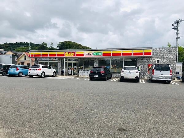デイリーヤマザキ大村インター店まで徒歩4分