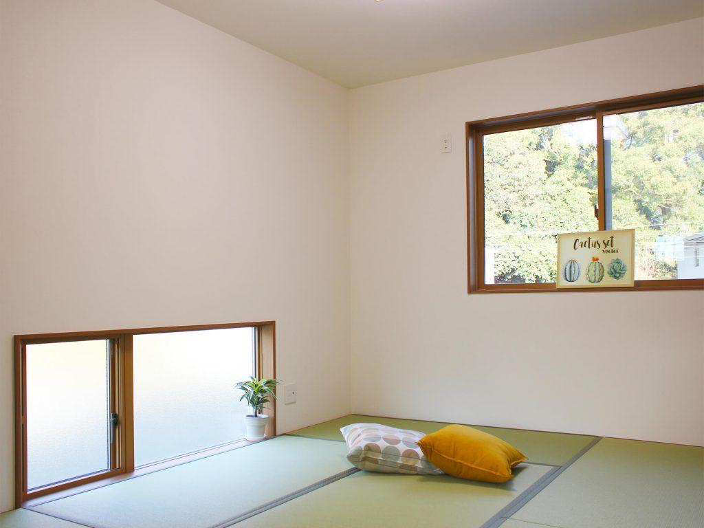 筑紫野市原田 新築建売住宅「OURS筑紫野原田」和室
