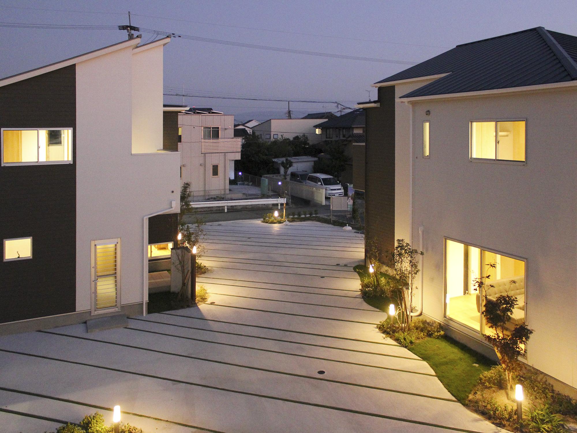 ランドスケープ分譲住宅「OURS GARDEN 中牟田」画像⑬