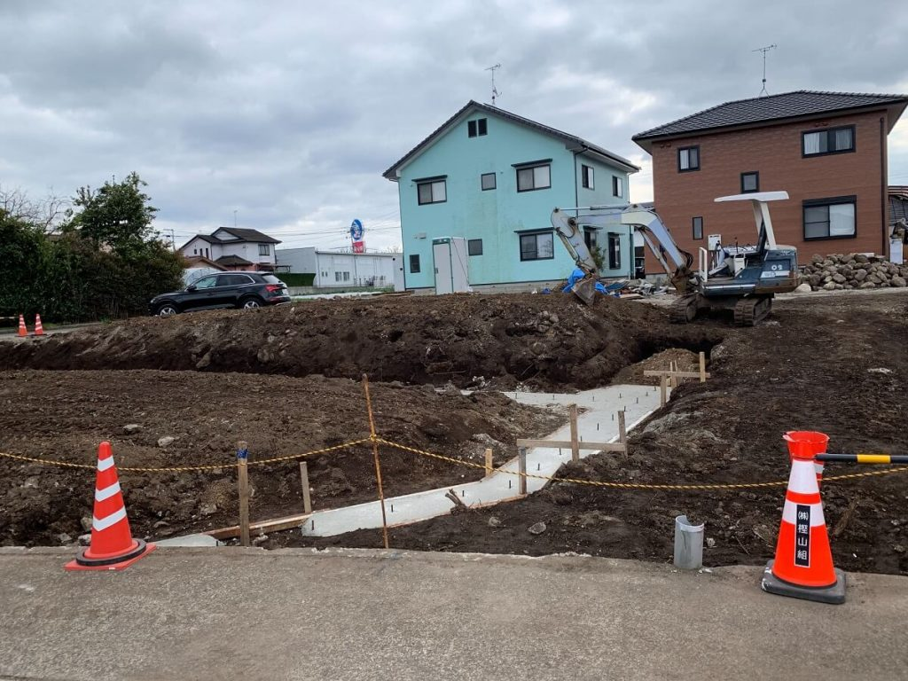 大村市建築条件付き土地「OURS古賀島」