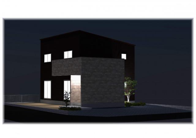伊万里市脇田町 新築戸建建売住宅「OURS 伊万里 脇田」◆外観イメージ