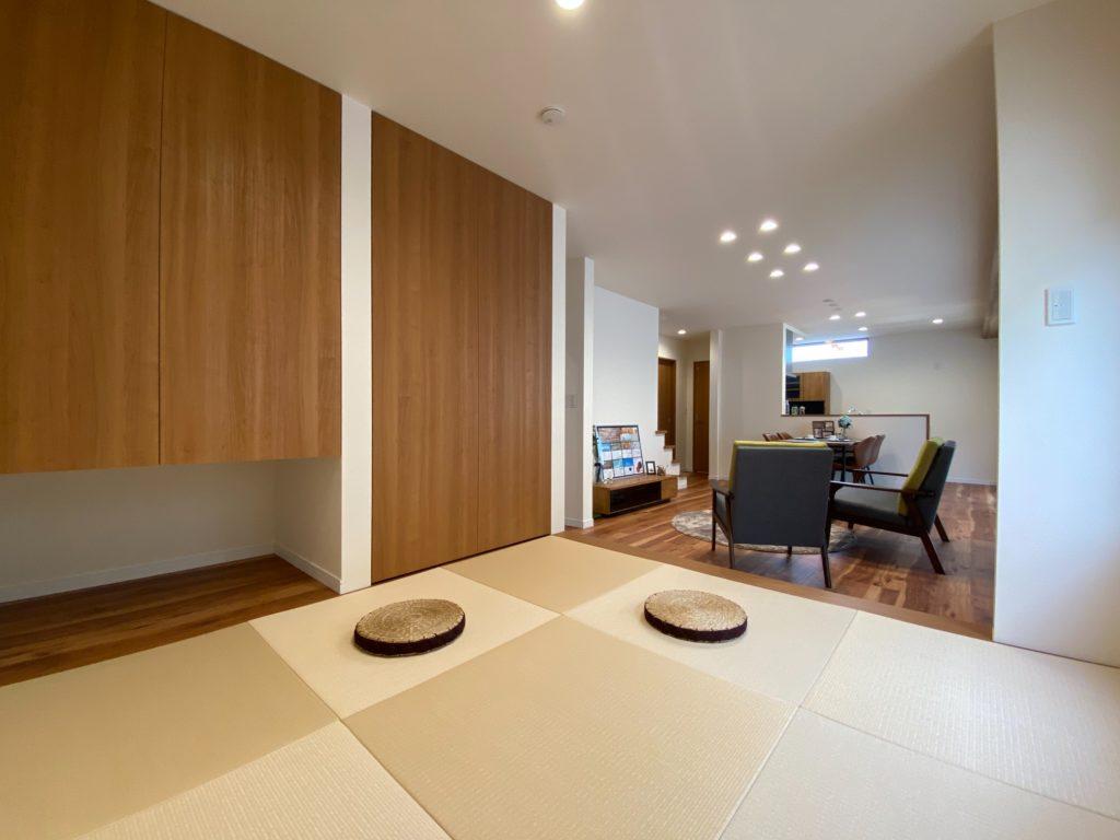 新築建売住宅「OURS兵庫2号地」和室
