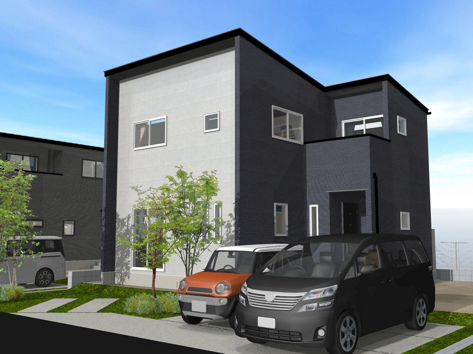 神埼市 新築建売住宅「OURS神埼2号地」