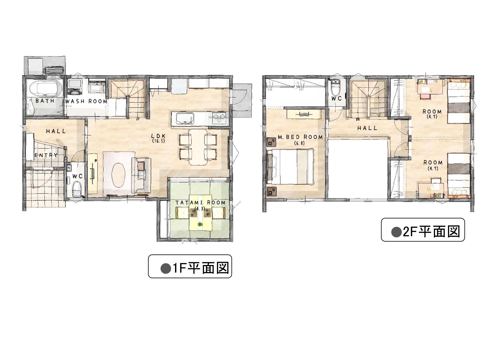 神埼市 新築建売住宅「OURS神崎3号地」