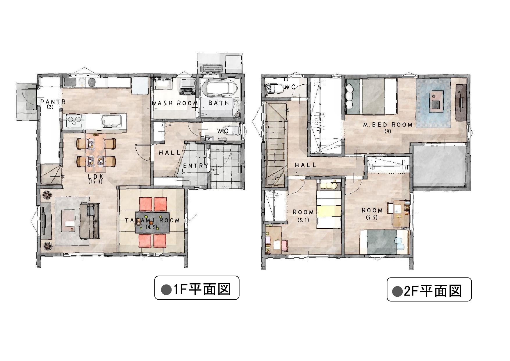 神埼市 新築建売住宅「OURS神崎2号地」