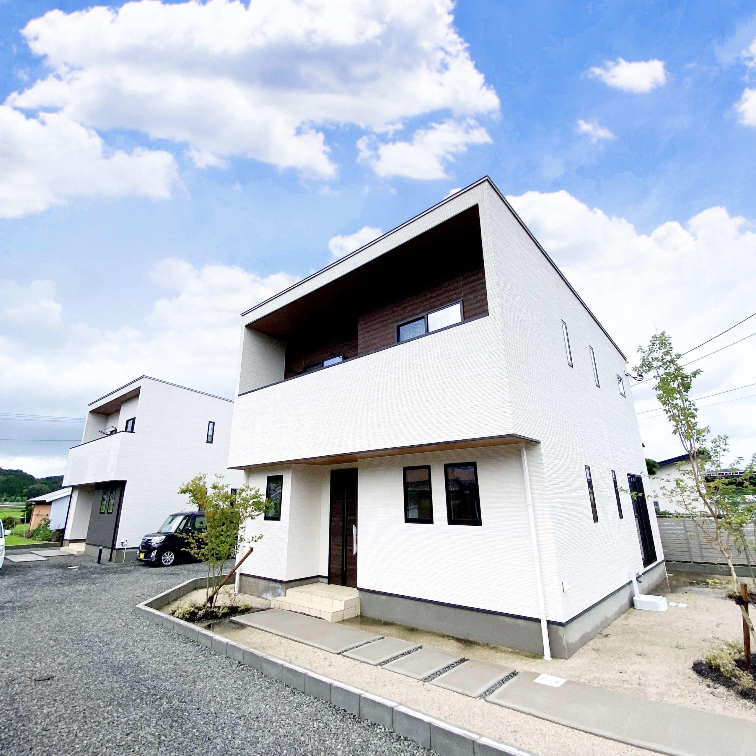 嬉野町下宿 新築建売住宅 「OURS嬉野1号地」 外観