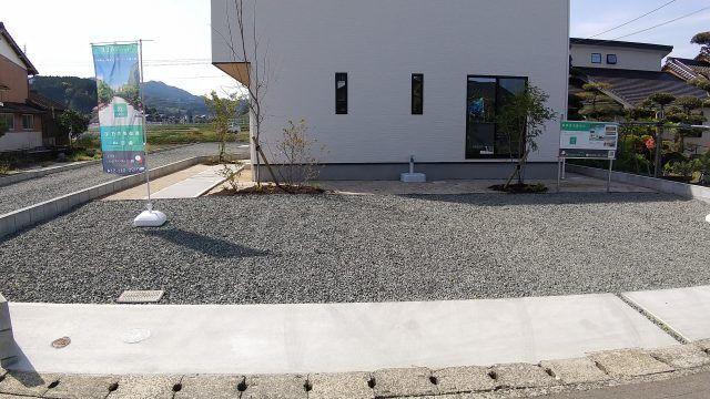 嬉野市嬉野町 新築住宅「OURS 嬉野 1号地」◆駐車場