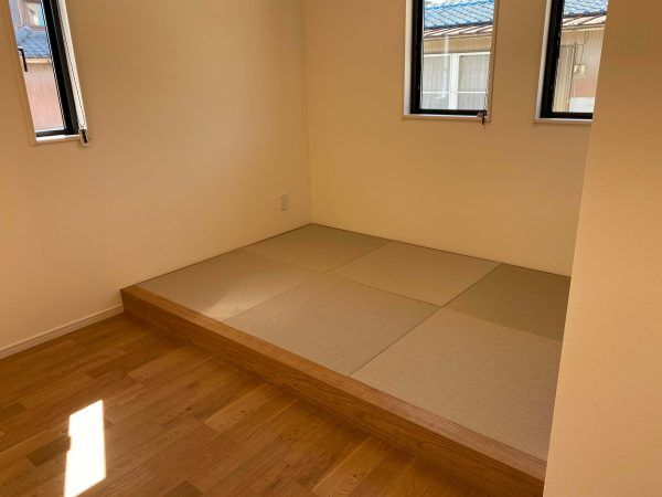 嬉野市嬉野町 新築戸建建売住宅 「OURS 嬉野1号地」◆畳コーナー