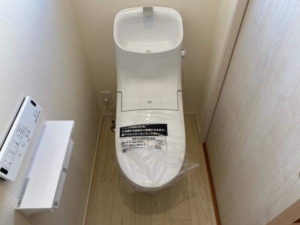 嬉野市嬉野町 新築戸建建売住宅 「OURS 嬉野1号地」◆トイレ