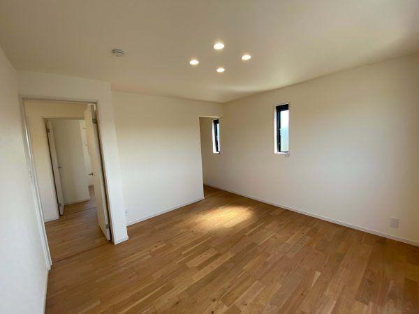 嬉野市嬉野町 新築戸建建売住宅 「OURS 嬉野1号地」◆主寝室