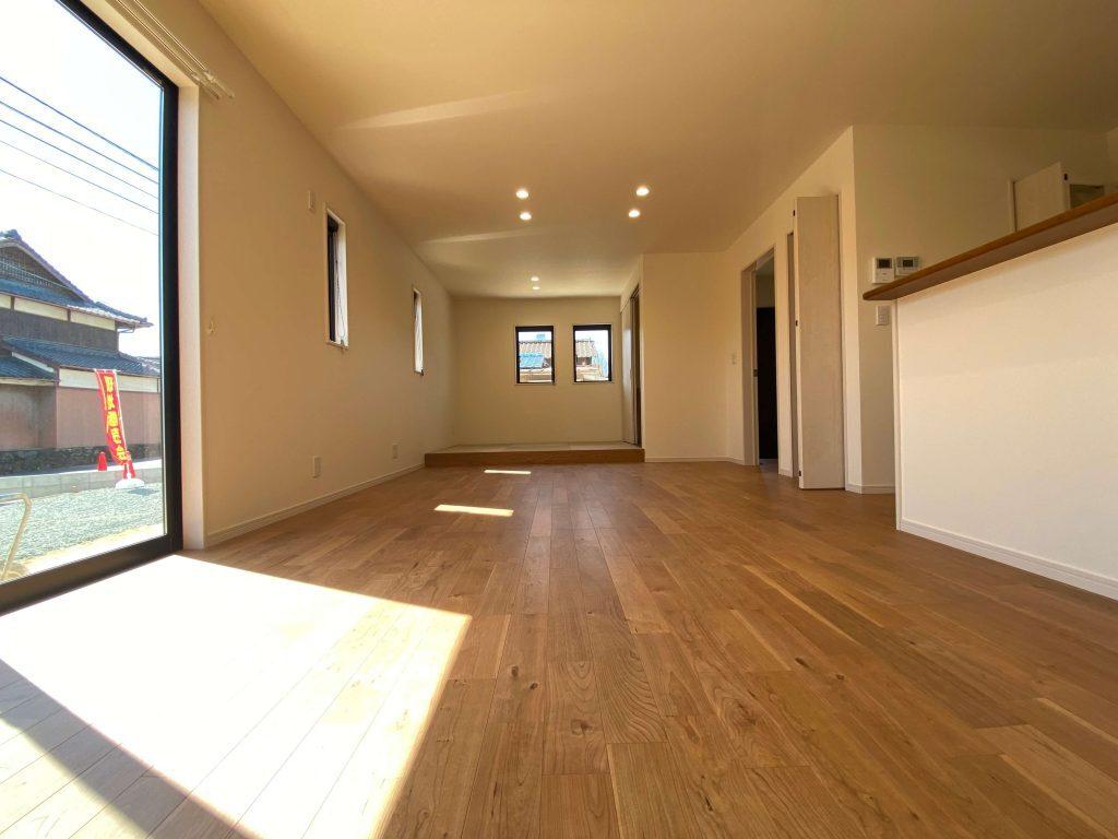 嬉野市嬉野町 新築戸建建売住宅 「OURS 嬉野1号地」◆リビング