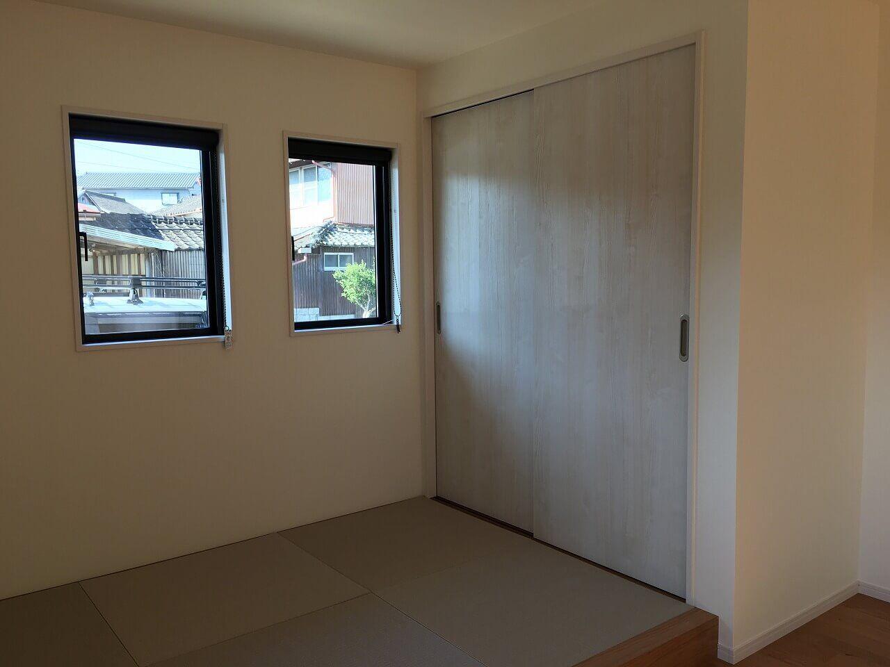 嬉野市新築戸建建売住宅【OURS嬉野】1号地 和室