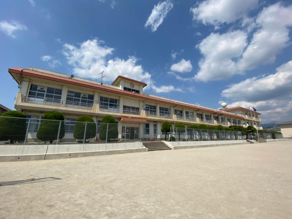 OURS 古賀島から大村市立放虎原小学校まで徒歩16分(1280m)