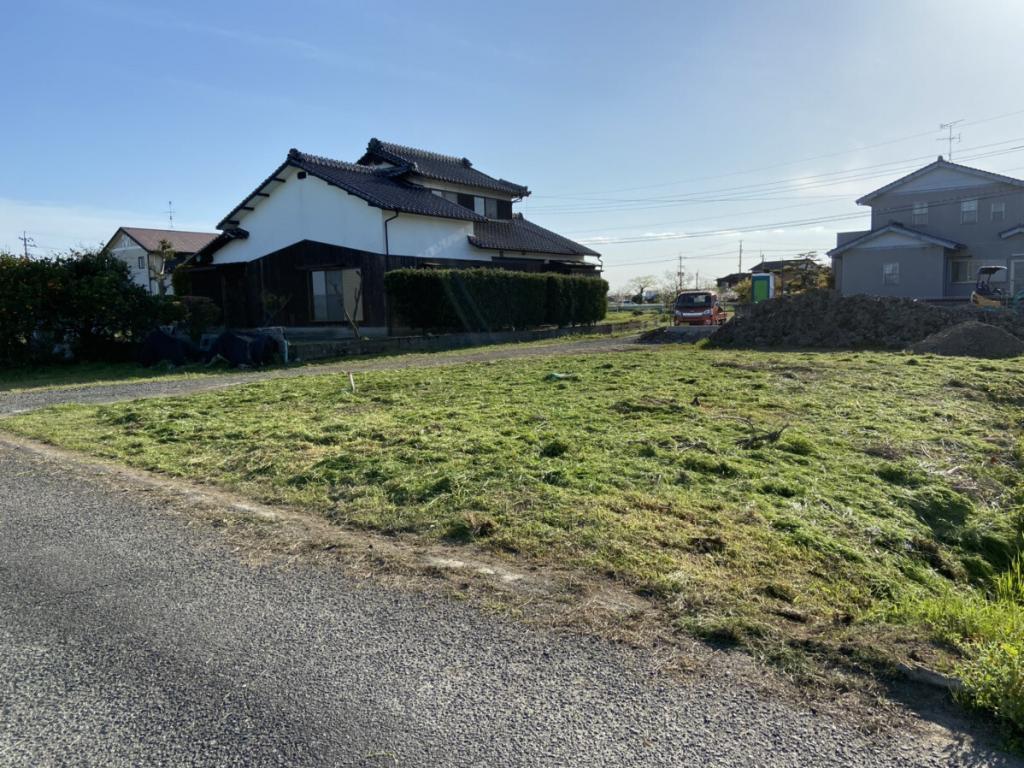 佐賀市蓮池町見島 建築条件付き土地