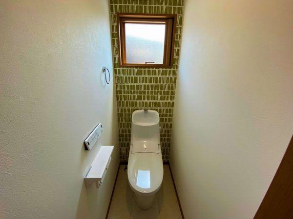 富岡3号地 トイレ2